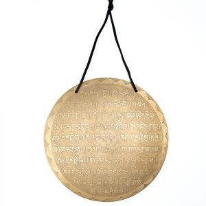 Vishra-Vajra Monastery Gong